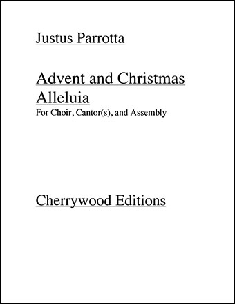 Advent and Christmas Alleluia
