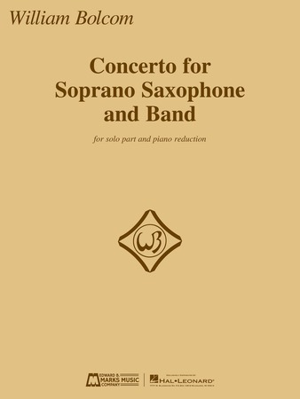 Concerto for Soprano Saxophone and Band