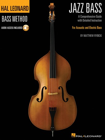 Hal Leonard Jazz Bass Method