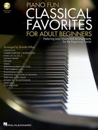 Piano Fun Classical Favorites