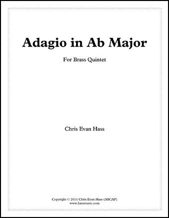 Adagio in A-flat Major