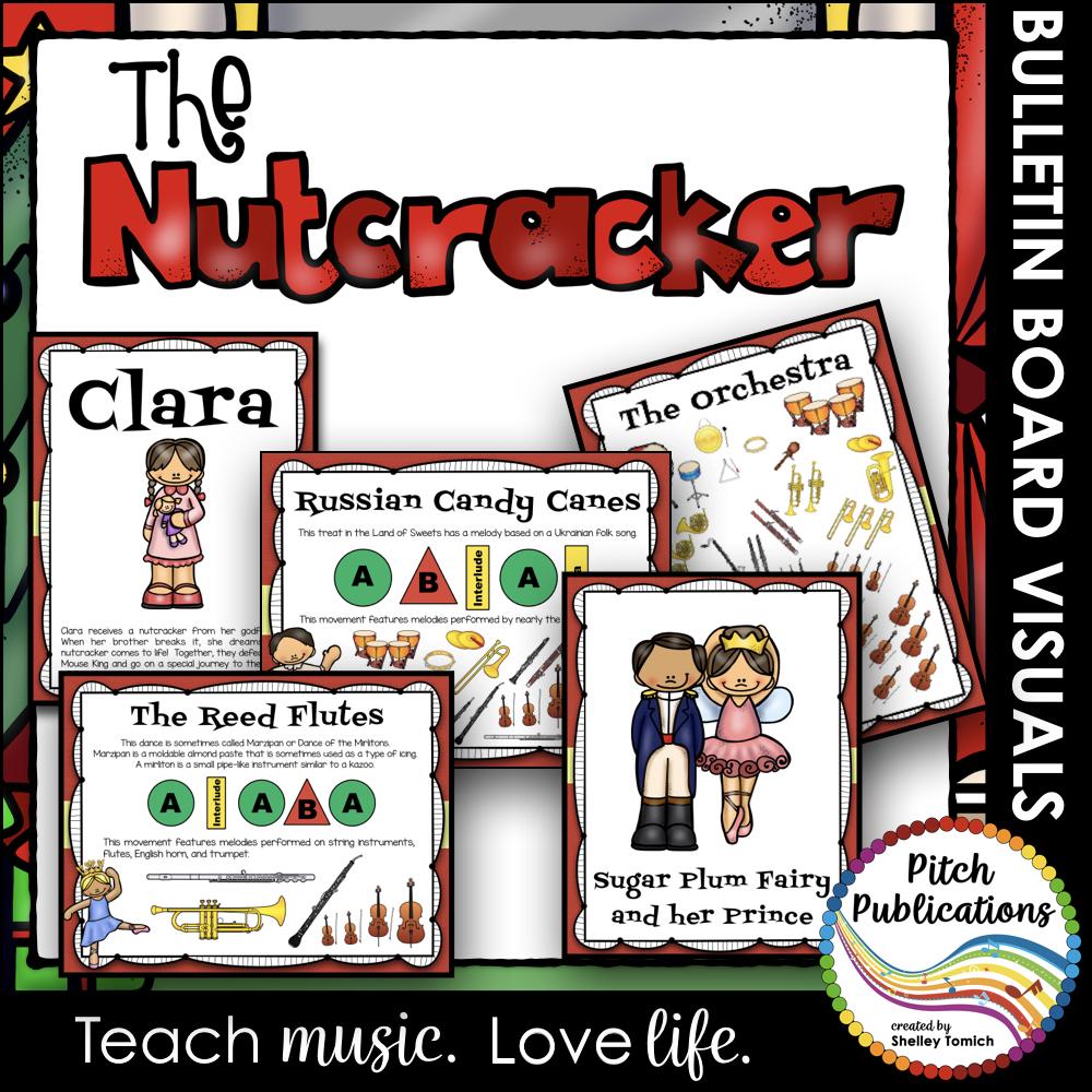 The Nutcracker: Bulletin Boards