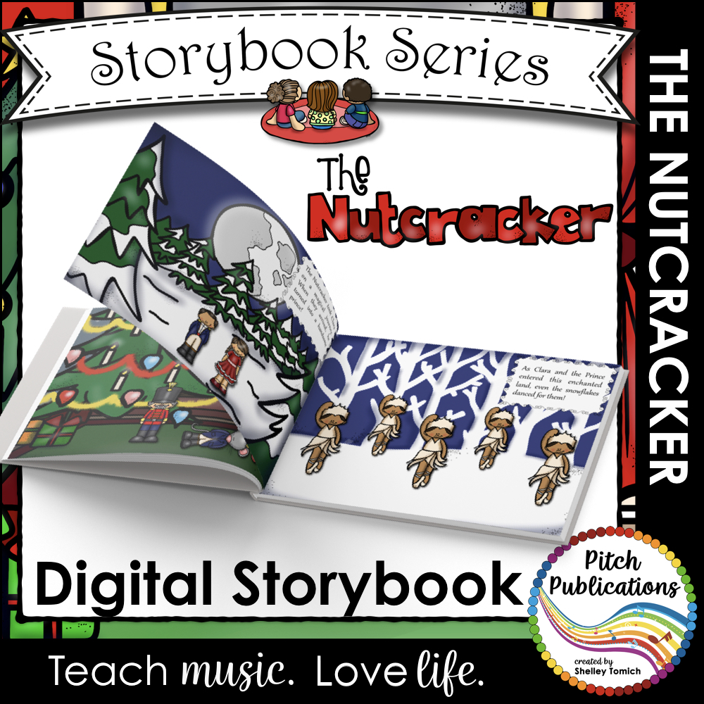 The Nutcracker: Storybook and Presentation