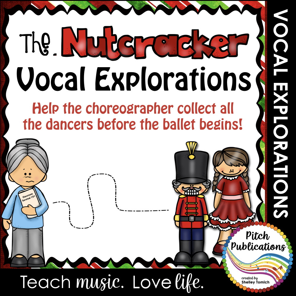 Vocal Explorations: The Nutckracker