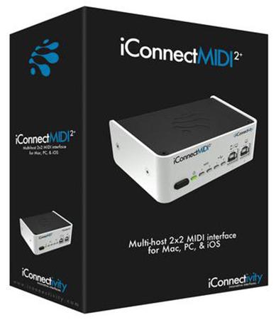 iConnect MIDI2+