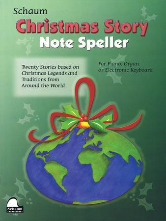 Christmas Story Note Speller Vol. 1