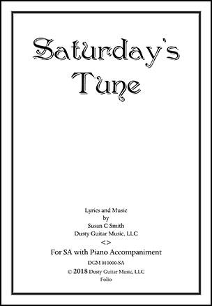 Saturday's Tune