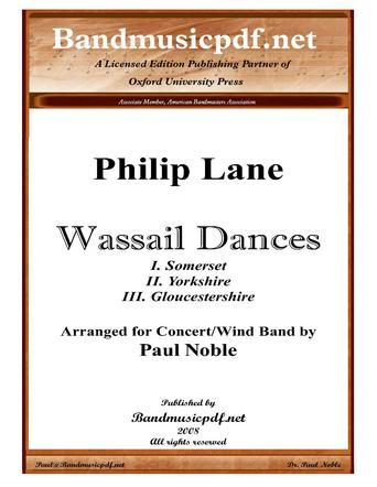 Wassail Dances (Complete)