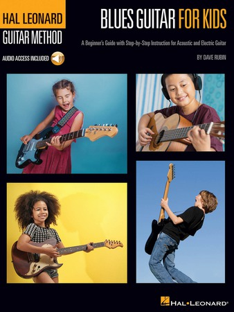 Hal Leonard Guitar Method: Blues Guitar for Kids