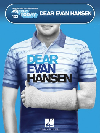 EZ Play Today Vol. 102 Dear Evan Hansen