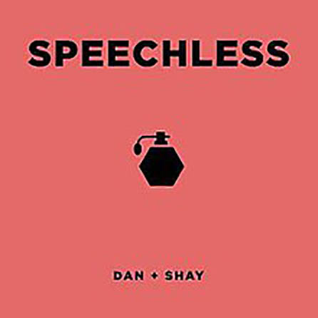 Speechless vocal sheet music cover