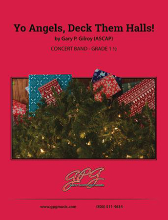Yo Angels, Deck Them Halls!