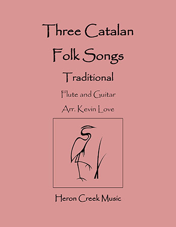 Three Catalan Folk Songs
