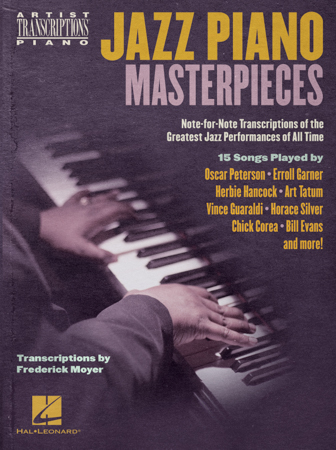 Jazz Piano Masterpieces