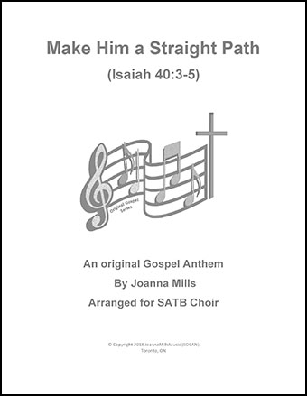 Make Him a Straight Path