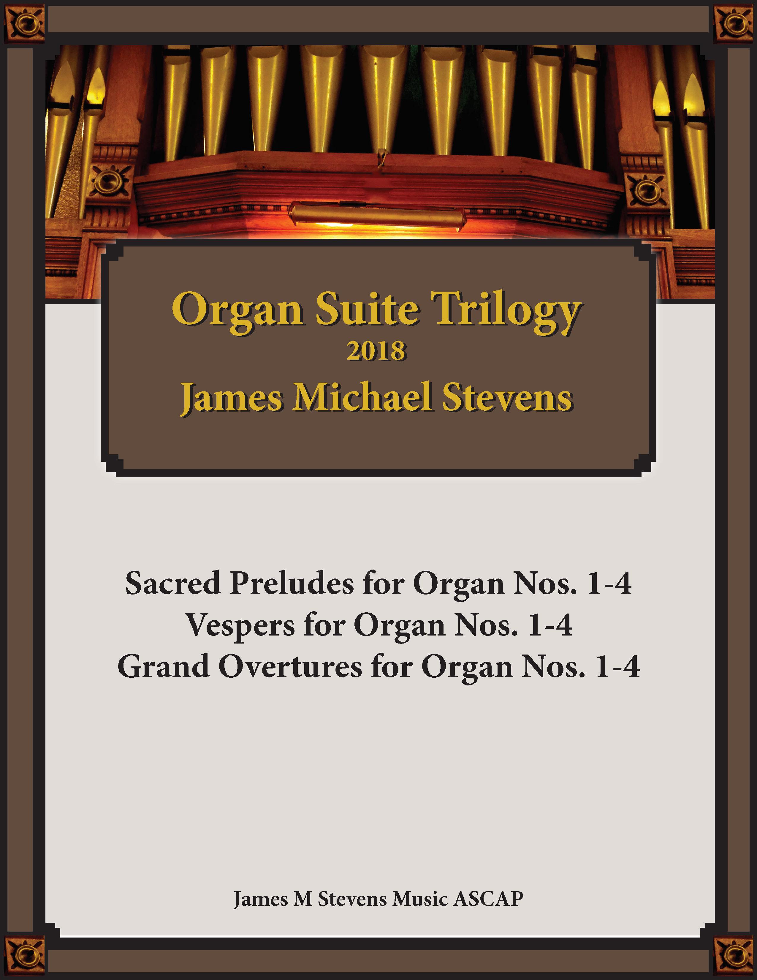 Organ Suite Trilogy