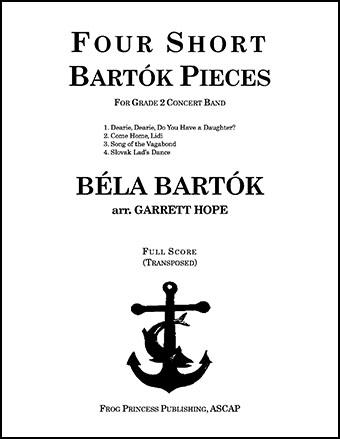 Four Short Bartok Pieces