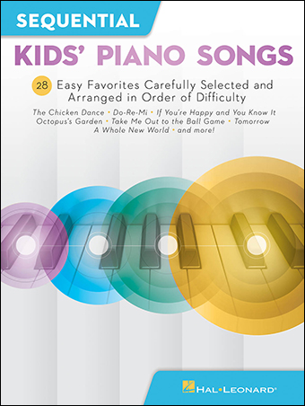 Sequential Kids Piano Songs