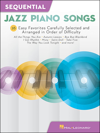 Sequential Jazz Piano Songs