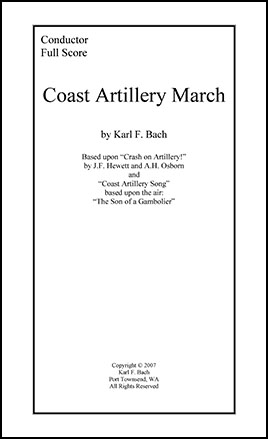 Coast Artillery March