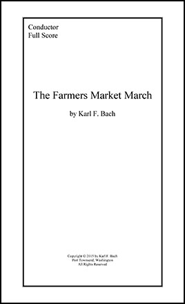 The Farmers Market March
