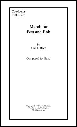 March for Ben and Bob Thumbnail