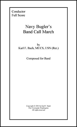 Navy Bugler's Band Call March