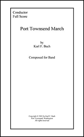 Port Townsend March