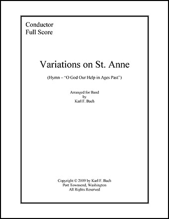 Variations on St. Anne