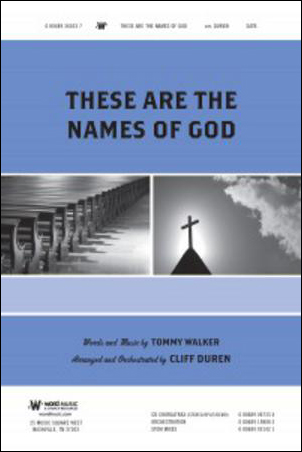 These are the Names of God