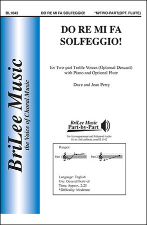 Do Re Mi Fa Solfeggio!
