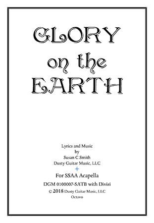 Glory on the Earth