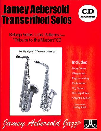 Music for Jazz Tenor Sax | Sheet music at JW Pepper