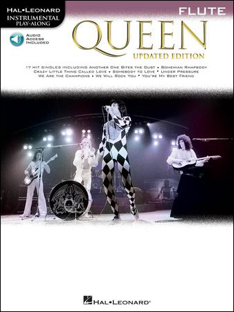 Queen brass sheet music cover