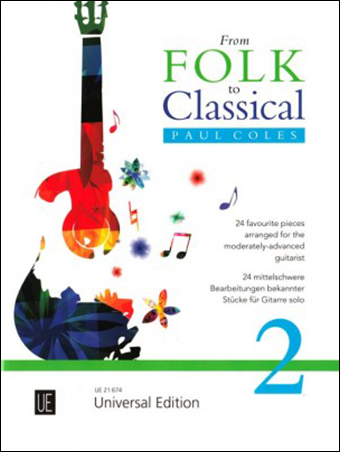 From Folk to Classical, Book 2