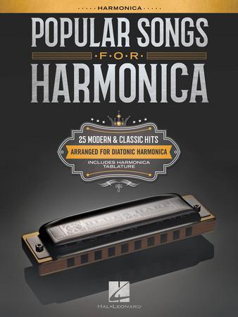 Popular Songs for Harmonica
