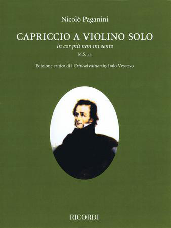 Capriccio a Violino Solo