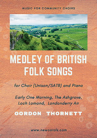 A Medley of British Folksongs