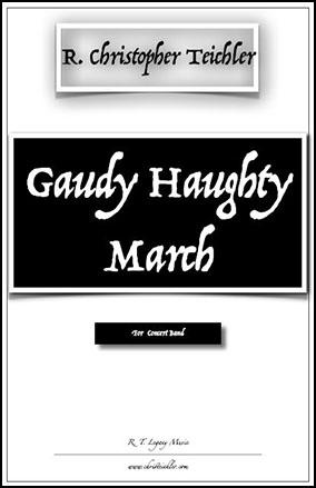 Gaudy Haughty March