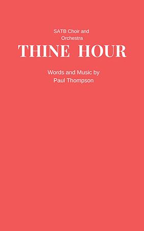 Thine Hour