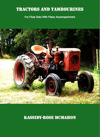 Tractors and Tambourines Cover
