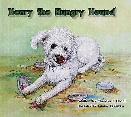 Henry the Hungry Hound