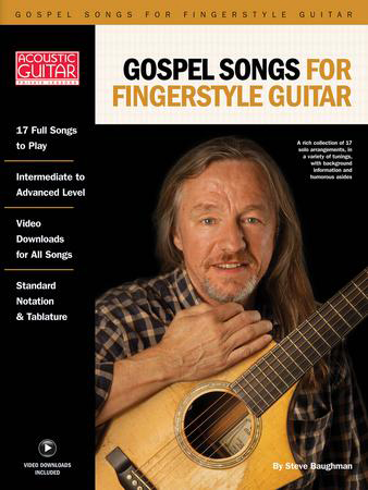 Gospel Songs for Fingerstyle Guitar