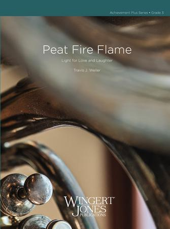 Peat Fire Flame