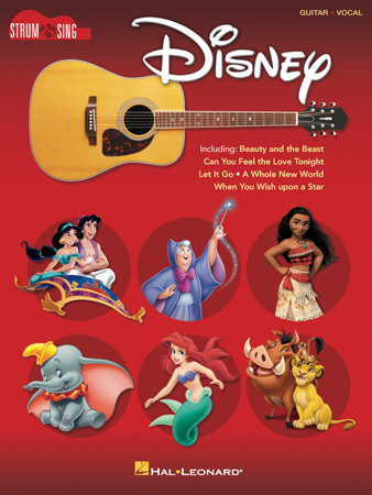Disney Strum and Sing