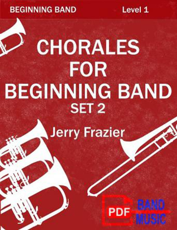 Chorales for Beginning Band, Vol. 2