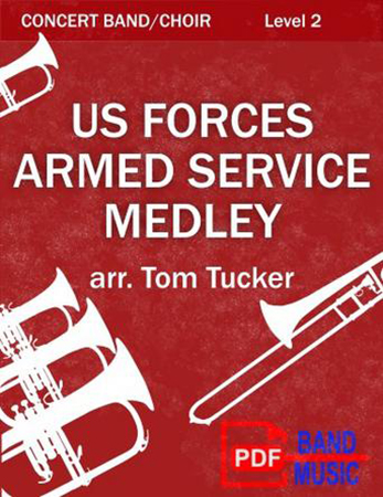US Forces Service Medley