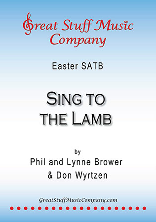 Sing to the Lamb