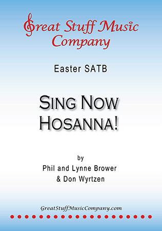 Sing Now Hosanna