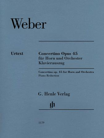 Concertino for Horn and Orchestra